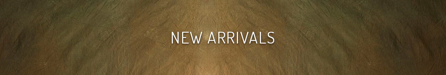 banner new arrivals